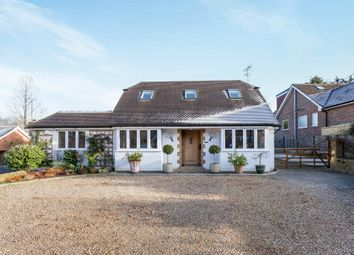 Thumbnail 5 bed detached bungalow for sale in Hazeldene Lane, North Chailey, Lewes