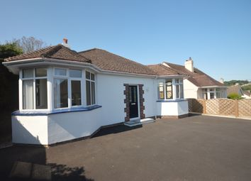 Thumbnail 2 bed bungalow to rent in Barchington Avenue, Torquay