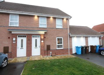 Thumbnail 3 bedroom end terrace house for sale in Laurel Lane, Hull