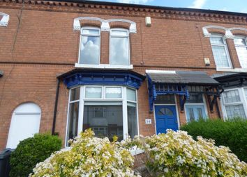 3 bed terraced house to rent in Grosvenor Road, Harborne, Birmingham, West Midlands B17