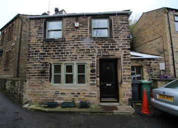 Thumbnail 1 bed detached house for sale in Thirstin Road, Honley, Holmfirth