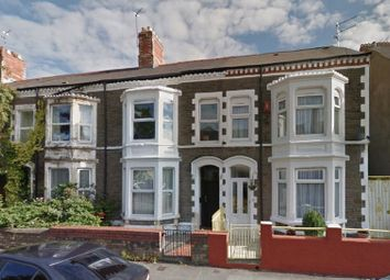 Thumbnail 3 bedroom terraced house to rent in Earle Place, Canton, Cardiff