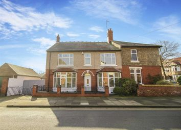 Thumbnail 3 bed semi-detached house for sale in Bournemouth Gardens, Whitley Bay