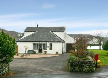 Thumbnail 4 bed detached house for sale in Ivy Garth, 3 Saul Gardens, Redhlls Road, Arnside, Cumbria
