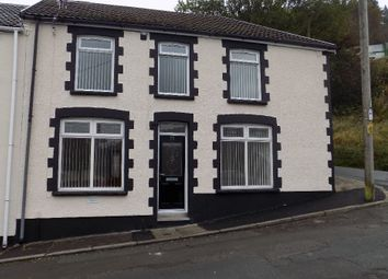 Thumbnail 2 bed terraced house for sale in Bishop Street, Abertillery