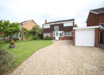 Thumbnail 4 bed detached house for sale in Wheatfield Drive, Shifnal