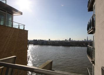 Thumbnail 2 bed flat for sale in Seacon Tower, London