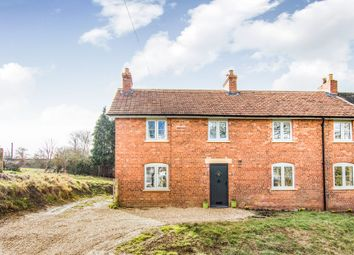 Thumbnail 3 bed cottage for sale in Counthorpe, Grantham