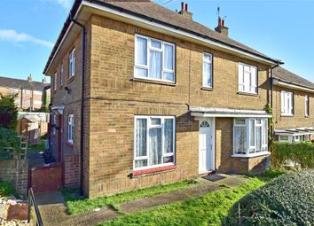 Thumbnail 2 bed flat for sale in Sherbourne Road, Hove, East Sussex