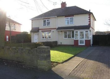 Thumbnail 2 bed semi-detached house to rent in Wood Avenue, Wolverhampton