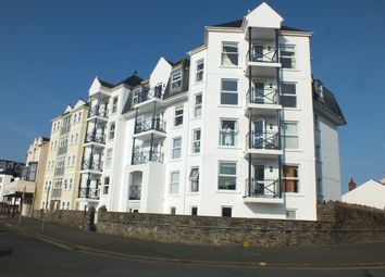 Thumbnail 2 bed flat for sale in Apt. 2B Milner Towers, Station Road, Port Erin