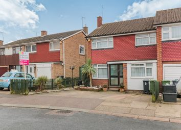 Thumbnail 3 bed end terrace house for sale in Nunsbury Drive, Turnford, Broxbourne