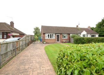Thumbnail 3 bedroom semi-detached bungalow for sale in Manor Grove, Fifield, Maidenhead