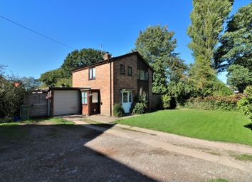 Thumbnail 3 bed detached house for sale in Shipdham Road, Toftwood