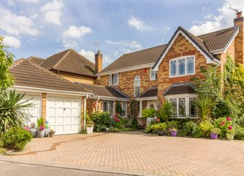 Thumbnail 4 bed detached house for sale in Charles Dickens Close, Droitwich, Worcestershire
