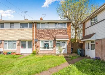Thumbnail 3 bedroom terraced house for sale in Hucker Road, Walsall
