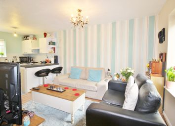 Thumbnail 2 bed flat for sale in Hallywell Crescent, London