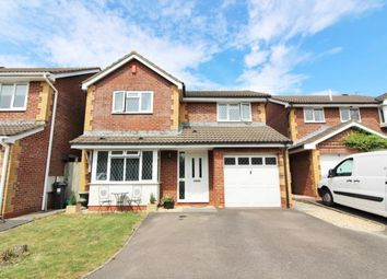 Thumbnail 4 bed detached house for sale in Campion Drive, Bradley Stoke, Bristol