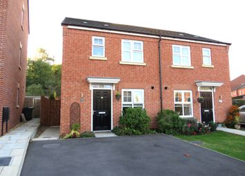 Thumbnail 3 bed semi-detached house for sale in Rendle Close, Northwich