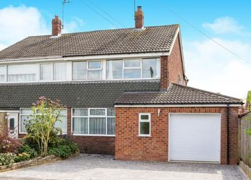 Thumbnail 3 bed semi-detached house for sale in Aspin Drive, Knaresborough, North Yorkshire