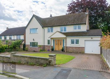 Thumbnail 4 bed property for sale in Rosehill Close, Hoddesdon, Hertfordshire