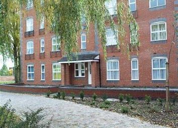 Thumbnail 2 bed flat to rent in Drapers Field, Canal Basin, Coventry