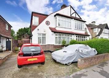 Thumbnail 4 bed semi-detached house for sale in Ash Tree Way, Shirley, Croydon, Surrey
