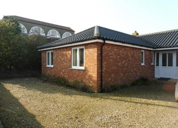 Thumbnail 3 bedroom bungalow to rent in Cliff Road, Overstrand, Cromer