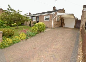 Thumbnail 3 bed detached bungalow for sale in Stirling Road, Stamford