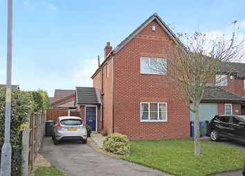 Thumbnail 3 bed terraced house for sale in Mottram Close, Grappenhall, Warrington