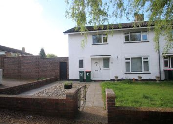 Thumbnail 4 bed end terrace house to rent in Rother Crescent, Crawley