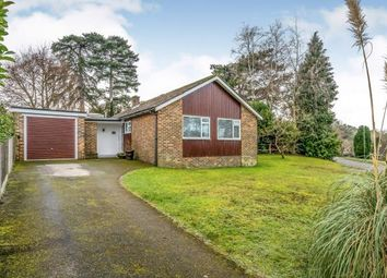 Thumbnail 3 bed bungalow for sale in Elmleigh, Midhurst, West Sussex, .