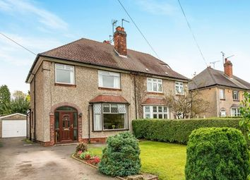 Thumbnail 4 bed semi-detached house for sale in Cannock Road, Stafford, Staffordshire