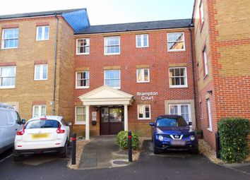 Thumbnail 1 bed flat for sale in Stockbridge Road, Chichester