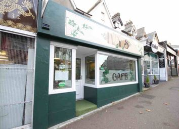 Thumbnail Restaurant/cafe for sale in Torhill Road, Torquay