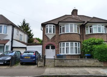 Thumbnail 4 bedroom semi-detached house to rent in Helena Road, London