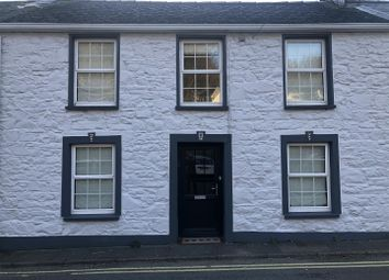 Thumbnail 3 bed terraced house for sale in 6 Quay Street, Lower Town, Fishguard