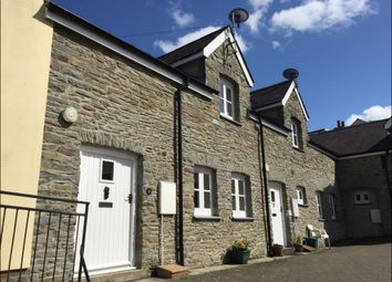 Thumbnail 1 bed mews house to rent in Royal Oak Mews, Lampeter