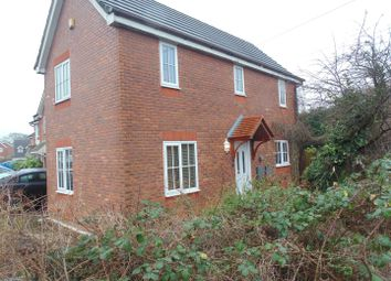 Thumbnail 3 bed detached house to rent in Bilberry Crescent, Sutton Coldfield