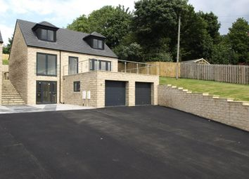 Thumbnail 5 bed detached house for sale in South View, New Road, Staincross