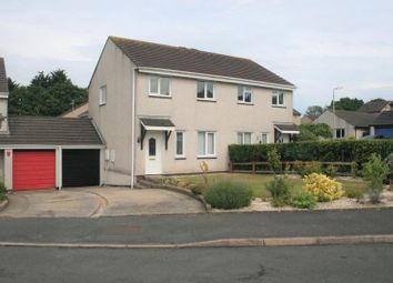 3 bed semi-detached house to rent in Little Week Road, Dawlish EX7