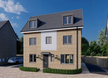 "Thumbnail 4 bed property for sale in ""Kingston"" at Belgrave Road, Minster On Sea, Sheerness"