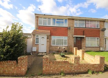 Thumbnail 3 bed end terrace house for sale in Tyne, East Tilbury, Tilbury