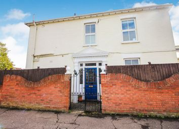 Thumbnail 3 bed detached house for sale in Walton Road, West Molesey