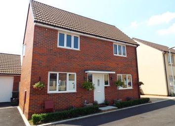 Thumbnail 3 bed detached house for sale in Catcott Road, Wells