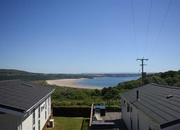 Thumbnail 2 bedroom chalet for sale in Bay View Gardens, Greenways, Oxwich Swansea