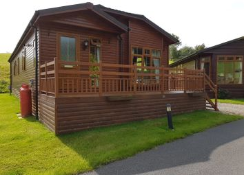 Thumbnail 2 bed lodge for sale in Tunstall, North Yorkshire