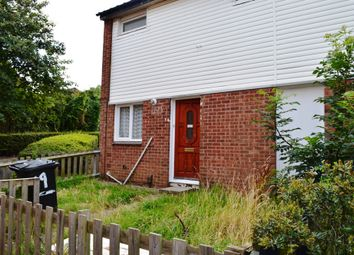 Thumbnail 2 bed terraced house to rent in Tolchard Close, Leicester