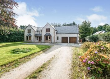 Thumbnail 5 bed detached house for sale in Ardgilzean, Elgin