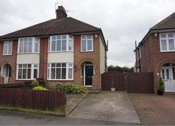 Thumbnail 3 bed semi-detached house for sale in Cliff Lane, Ipswich